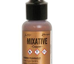 TIM21988 Ranger Tim Holtz Alcohol Ink Mixatives, Copper-0