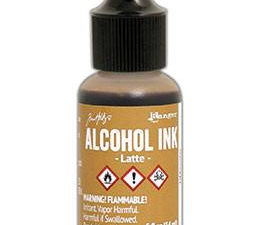 TIM22060 Ranger Tim Holtz Alcohol Ink, Latte-0