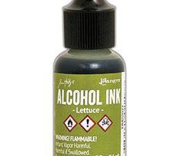 TIM22077 Ranger Tim Holtz Alcohol Ink, Lettuce-0
