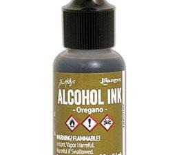 TIM22107 Ranger Tim Holtz Alcohol Ink, Oregano-0