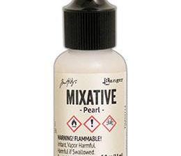 TIM22114 Ranger Tim Holtz Alcohol Ink Mixatives, Pearl-0