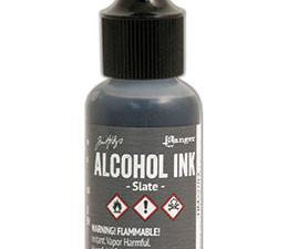 TIM22183 Ranger Tim Holtz Alcohol Ink, Slate-0