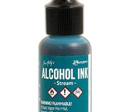 TIM22206 Ranger Tim Holtz Alcohol Ink, Stream-0