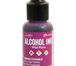 TIM22220 Ranger Tim Holtz Alcohol Ink, Wild Plum-0
