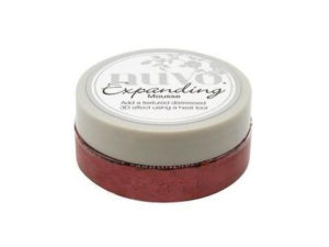 1706N Nuvo Expanding Mousse, Red Leather-0