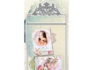 6002/1224 JOY Die Cut Card Basis Diana-0