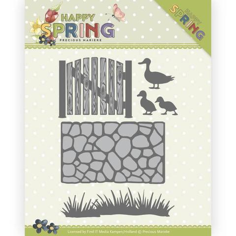 PM10149 Precious Marieke Die Happy spring, Garden-0