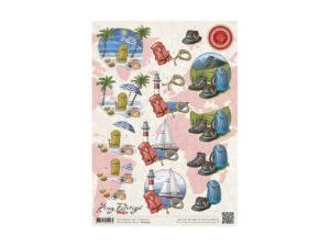 CD10503 Amy Design 3D 1 ark strand og fjeld-0