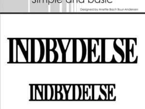 SBD020 Simple and Basic die, Indbydelse-0