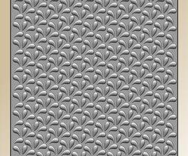 BLE1005 By Lene Embossingfolder 3D, Drops-0