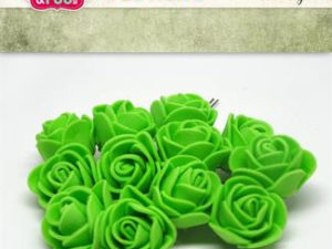 CKF-S-002 Craft & You Flowers Foam, Green-0
