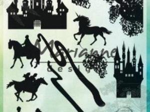 CS1020 Marianne Design Stempel Silhouette Fairytales-0