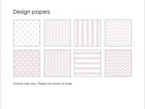 SBP006 Simple and Basic Design Papir, lysebrun-0