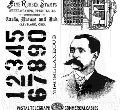 CMS187 Stampers Anonymous Tim Holtz Purveyor-0