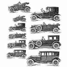 CMS265 Stampers Anonymous Tim Holtz, Vintage Auto-0