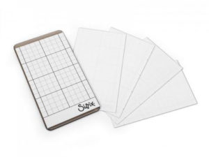 "663534 Sizzix Tim Holtz Alterations Accessory ""Sticky Grid Sheets"" 5 ark-0"