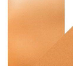 9475E Tonic Studios Craft Perfect Satin Mirror Card, Copper Mine-0