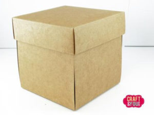 EX002 Craft & You Exploding Box Kraft-0