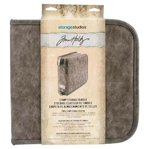 CH93822 TIm Holtz Stamp Storage Binder-0
