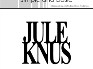 SBD017 Simple and Basic die, Juleknus-0