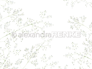 10.705 Alexandra Renke Designpaper 30x30, Baby's Breath-0