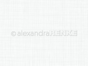 10.1293 Alexandra Renke Designpaper 30x30, Grid Primeval Forest Green-0