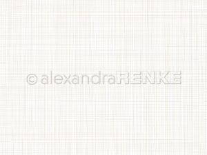 10.1298 Alexandra Renke Designpaper 30x30, Grid Mud Light-0