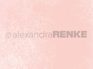 10.205 Alexandra Renke Designpaper 30x30, Chaos Pink-0