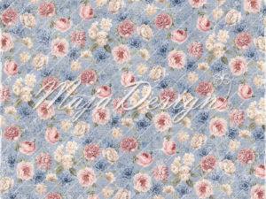 DEN-1026 Maja Design Denim & Girls, Roses -0