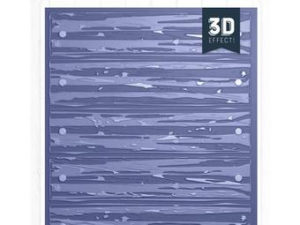 S-NAUT-EF5-3D-SHDE Crafters Companion Embossingfolder 3D, Ship Deck-0