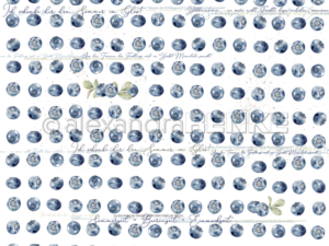 10.1349 Alexandra Renke Designpaper 30x30, Blueberries-0