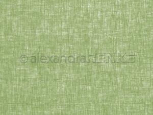 10.932 Alexandra Renke Designpaper 30x30, Linen herbaceous green-0