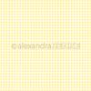 10.1360 Alexandra Renke Designpaper 30x30, Linen lemon yellow-0