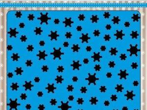EEB021 Nellie Snellen Embossingfolder Snowflakes-0