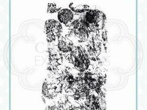 CEASRS005 Creative Expressions Andy Skinner Stempel, Grunge Wallpaper-0