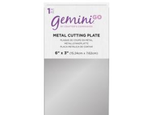 GEMGO-ACC-METP Gemini GO Metalplade -0