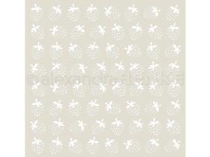 ST-AR-C0009 Alexandra Renke stencil, Strawberries pattern-0