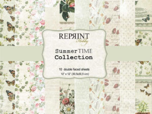 CRP005 Reprint Papir 30x30, Summer Time Collection-0