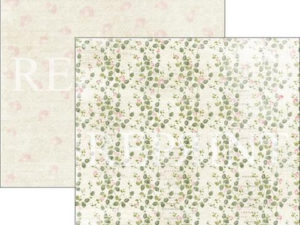 RP0278 Reprint Designpaper 30x30, Summer Time, Vines-0