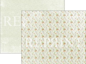 RP0283 Reprint Designpaper 30x30, Summer Time, Garden-0