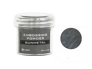 EPJ60369 Ranger Embossing Powder, Gunmetal-0