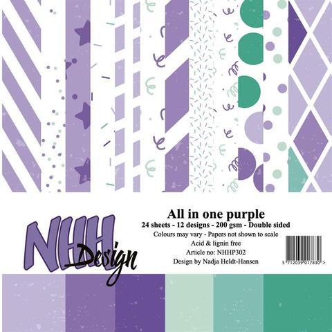 NHHP302 NHH Design, All in one - Purple-0