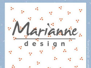 DF3455 Marianne Design, Emb.folder, Marjoleine's Marjoleine's Dots-0