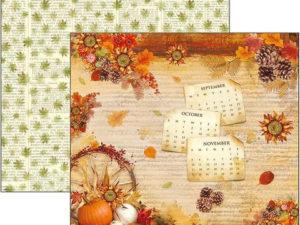 CBSS078 Ciao Bella 30x30, The Sound Of Autumn-0