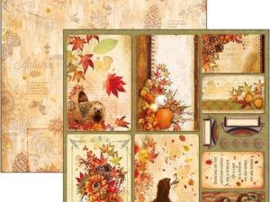 CBSS079 Ciao Bella 30x30, Autumn Cards-0