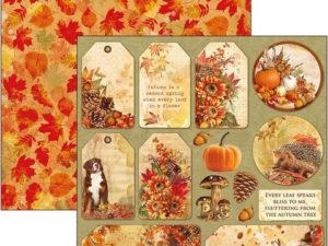 CBSS080 Ciao Bella 30x30, Autumn Tags-0
