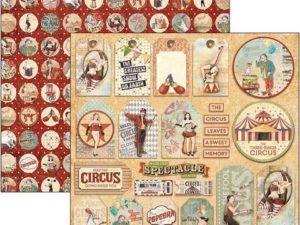 CBSS089 Ciao Bella 30x30, Circus Tags-0