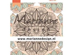 CS1035 Marianne Design Stempel Mandala Dehli-0