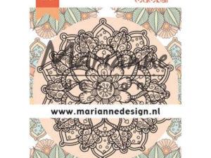 CS1034 Marianne Design Stempel Mandala Mumbai-0