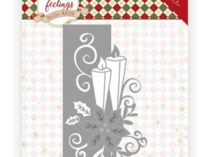 PM10159 Precious Marieke Die Warm Christmas Feelings, Candle Edge-0
